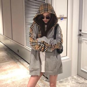 편안 까마귀를 풀어 지퍼 새로운 파리 패션 남성 의류, 여성 의류, 남성과 여성 같은 스타일 애호가들은 까마귀, 웹 유명 인사