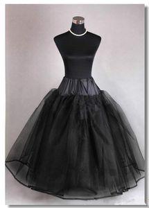 Black Wedding Skirt, Boneless Four-layer Yarn Imported Hard Gauze Skirt