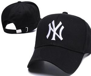 Hot New New York New Casacos T-shirt Mulher Casquette Strapback Todas As Equipes chapéu de Beisebol Bordado Snapback Sports Chapeu transporte da gota 14