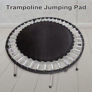 Trampoline Net rotonda salto rilievo elastico Trampolino Rimbalzo stuoia del rimontaggio Mat per uso domestico Accessori Fitness