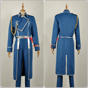 2019 new Fullmetal Alchemist Outfit Riza Hawkeye uniform lieutenant colonels cosplay Costume Outfit Clothing Halloween Christmas