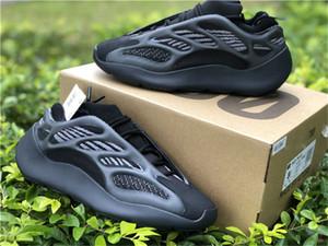 2020 Stampa Originals 700 V3 azael nero 700S Sneakers incandescenza nello scuro Running Shoes FW4980 H67799 con la scatola US4-13