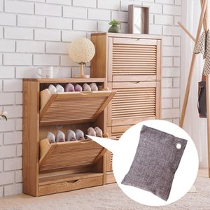 100G Home Room Air Purifying Hanging Bag Fresh Active Bamboo Charcoal Carbon Bags Mold Odour Remove Other Housekeeping Organization