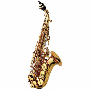 Quality Yanagisawa SC-991 Brass Gold Lacquer Soprano B-flat Saxophone New Arrival Saxophone Musical Instrument For Students Free Shipping