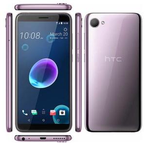 "Original uncloked remodelado HTC Desire 12 LTE 4G 5.5"" 3GB RAM 32GB ROM 13MP câmera Mediatek MT6739 Octa Núcleo Android 8.0 telemóvel"