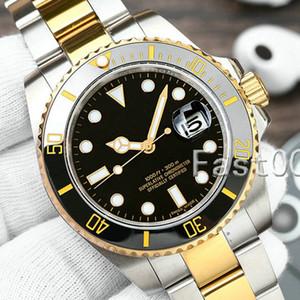 Luxus-Keramik-Lünette Neue Mens-mechanische SS 2813 Automatik-Uhrwerk beobachten Designer Sports Fashion Männer Master Uhren Armbanduhren vakcak