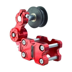 Cadena de la motocicleta tensor antideslizante Guía Bending Beam Car tensor de cadena automático Regulador -1
