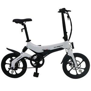 ONEBOT S6 Electric Bikes Erwachsene 2 Räder faltbare Elektrofahrräder 50KM 36V 250W 6.4AH Lithium-Batterie