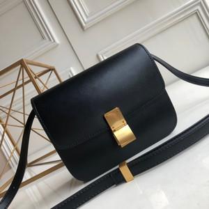 2020 Moda borse borse del marchio di lusso del progettista rivetto borsa a tracolla di alta qualità sacchetto del pranzo della medaglia borsa del corpo della traversa portafoglio trasporto libero
