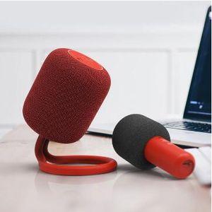Xiaomi originale youpin ULlife IK8 sans fil Bluetooth haut-parleurs Enregistreur portable KTV Microphone à main Haut-parleur Karaoke Sound Box Loudspeake