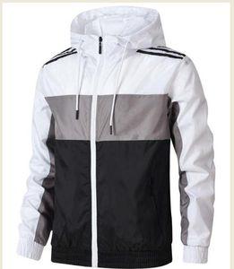 Luxury new Brand Sweatshirt Hoodie Men Women Jacket Coat Long Sleeve With Logo Autumn Sports Zipper Windcheater Designer Clothes Hoodies fff