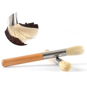 Coffee Grinder Brush Cleaning Brush Espresso brush Accessories for Bean Grain Coffee Tool