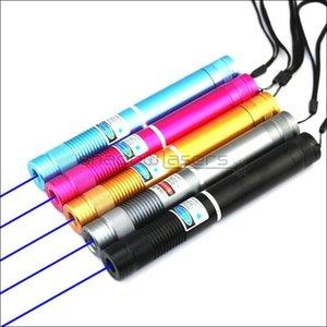 Shadowlaser BX4-A High Power 450nm Blau-Laser-Zeiger-Laser-Fackel Visible Lazer Beam-Taschenlampe Jagd Outdoor-Sport-Laser-Feder
