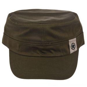 Techo Cadet las gorras sombreros, bufandas guantes patrulla australiana gorra de béisbol Campo sombrero verde