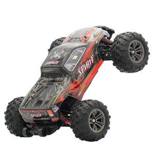 1 16 2.4G 4Wd High Speed Remote Control Car Brushless Remote Control Car and Led Light Rtr Toy