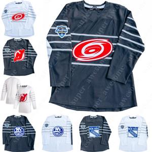 2020 All Star Jersey New York Islanders Mathew Barzal New Jersey Devils Nico Hischier Artemi Panarin Carolina Hurricanes Dougie Hamilton