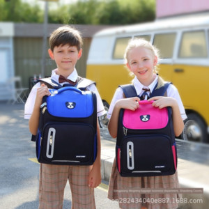 Direct primary school students' schoolbags boys and girls children's books for grade 1-3-4-6 are printed