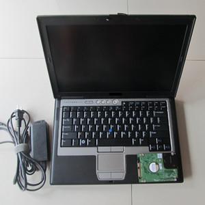 equipo de diagnóstico auto barato netbook D630 portátil con disco duro de 250 GB 4g de la estrella del mb c4 c5 ventanas 7 mejores precios