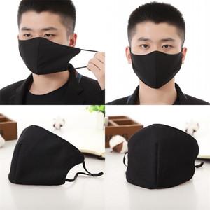 A prueba de polvo limpia la boca máscara máscaras protectoras adulto Cara respirable Mascherines mujeres de los hombres de diseño populares respirador 2 5as H1