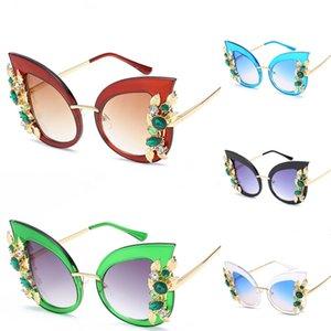 Женщины Негабаритные Солнцезащитные Очки Мода Famale Квадратная Рамка Солнцезащитные Очки X Большой Зеркальный Плоский Верх Солнцезащитное Стекло Eu Us Style Big Frame Vintage Glasses #9521