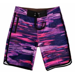 Surfing Beach Shorts Men Printed Swimming Shorts Quick Dry Swimwear Swim Trunks Summer Bathing Beachwear Running Swimsuit
