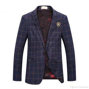 2019 men's western slim coat high-end banquet tuxedo men's peak lapel formal ball suit