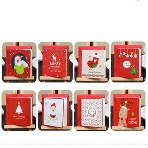 Christmas Greeting Cards Handmade Pop Up Cards Handmade Xmas Gift Stationery Card Vintage Retro Pierced Post Greeting New