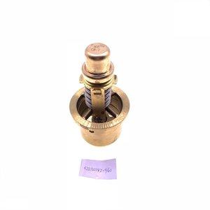 Envío gratis 2 unids / lote 02250142-940 después del mercado de la válvula de control de temperatura Sullair kit de válvula termostato válvula térmica núcleo