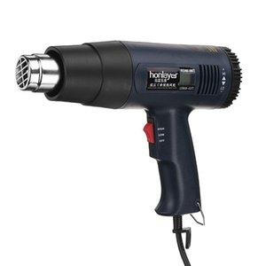 220V 2000W Heat-Gun Variable 2 speed 60-600°C Precise Temperatures Control Electric Hot-Air-Gun With Digital Display