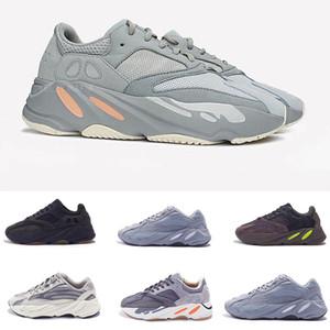 Toptan Hastanesi Mavi Mıknatıs Vanta 700 Boost Dalga Statik Runner Erkek Kadın Sneakers 700 Kanye West Spor Ayakkabı Koşu Ayakkabısı