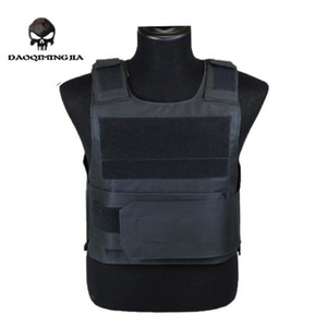 Caccia tattico Body Armor JPC Molle portante del piatto della maglia esterna CS gioco Paintball Airsoft Vest Molle Gilet Attrezzature ClimbingTraining