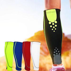2019 New Calf Compression Sleeve Bein Performance Support Schienbeinschonung Wadenschmerzen Linderung Sport Pantorrillera de Compresion