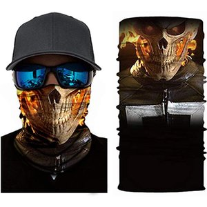 Multifunctional Bandana for Rave Galaxy Face Mask Scarf Headwear,Sun UV Dust Protection Windproof Headband Neck Gaiter 40 style