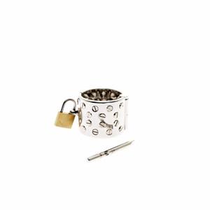 Зубы Кали острые 4 ряда кольцо мошонки кулон мужской целомудрие устройство Kalis зубы целомудрие устройство шип кольцо мужской пытки устройства Y19070602