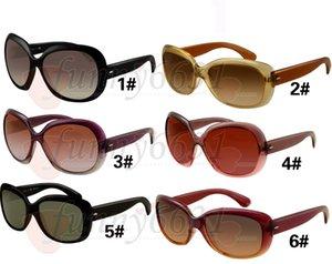 여름 HOT 판매 사이클링 태양 안경 야외 선글라스 여성 남성 클래식 패션 아세테이트 스포츠 안경 6COLORS A + DROP 시핑 선글라스