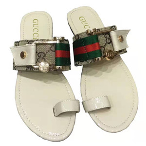 Новая мода Женские сандалии мода сандалии чешский Алмаз тапочки женщина квартиры шлепанцы обувь летние пляжные сандалии