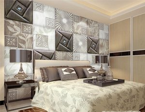 현대 패션 3D 입체 배경 화면 부드러운 대리석 질감 바탕 화면 배경 무늬 3D 거실 침실 홈 벽 장식 바탕 화면