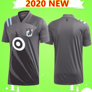 2020 2021 Minnesota United maillots de football FC 20 21 Greguš CHACON AMARILLA LOD Opara METANIRE MLS football chemises de qualité thaïlande