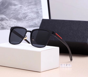 0121 polorized glasses designer sunglasses luxury sunglasses brand for mens womens adumbral glasses 6 colors high quality with box