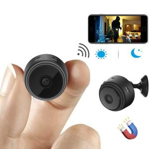 مصغرة HD 1080P A9 المغناطيسي كاميرات WIFI P2P الأمن الرئيسية كاميرات الفيديو الرقمية DVR للرؤية الليلية حلقة تسجيل صوتي مسجل فيديو