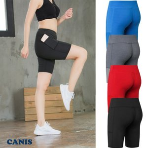 2020 Hot Style Femmes Sport GYM Legging stretch Biker Shorts Pantalons Spandex d'entraînement pour les filles Trainning Shorts