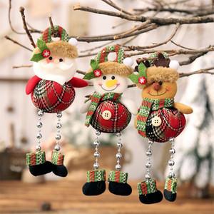 جميلة قلادة gebu الخرز الساقين نافذة تزيين شجرة عيد الميلاد الحلي مهرجان حزب diy الديكور جدار ديكور المنزل