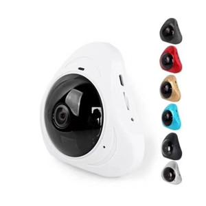 HD 960 P 360 Derece Kablosuz IP Kameralar Gece Görüş Wifi Kamera IP Ağ Kamera CCTV Ev Güvenlik Kamera Bebek Monitörü 1920 * 960 P 2CUHS0613