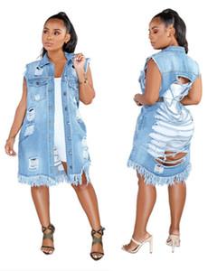 Womens une pièce robe sans manches été jupe designer above_knee haute qualité skinny robe élégante luxe clubwear klw1153