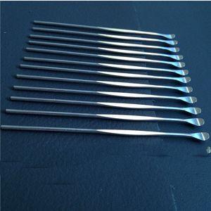 Top quality ECigarettes dabberego evod wax atomizer E cigarettes stainless steel dab tool titanium dabber dry herb vaporizer pen KKA7996