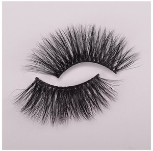 Long Dramatic Mink Lashes 3D Mink Eyelash 5D 25mm Long Thick Mink Lashes Handmade False Eyelash Eye Makeup Maquiagem LD06