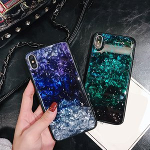 Luxury Silver Foil Cracked Jade Marble Cases For Huawei Mate 20 Pro P20 Lite P30 Nova 4 3 3i PSmart Plus Honor 10 8X Soft Cover