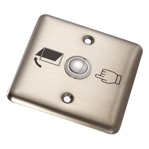 Release-Offen-Schalter Tür Access Control-Taste funktioniert mit den meisten Elektronik Access Control Keypads Golden
