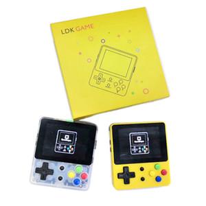 Jogo ipad 2.6inch tela mini handheld console do jogo nostálgico crianças retro game mini família consoles de vídeo tv