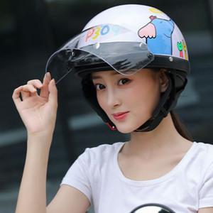 دراجة نارية خوذة بطارية السيارة خوذة سلامة مركبة كهربائية للجنسين لهوندا كاواساكي ياماها كاسك موتو capacete